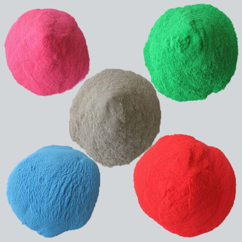 快速固化型聚酯在静电塑粉的应用特点